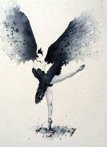 Black Bird Attraction