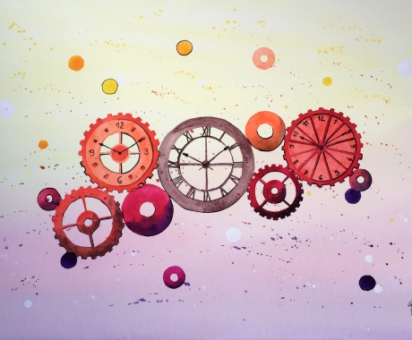 La mécanique du temps