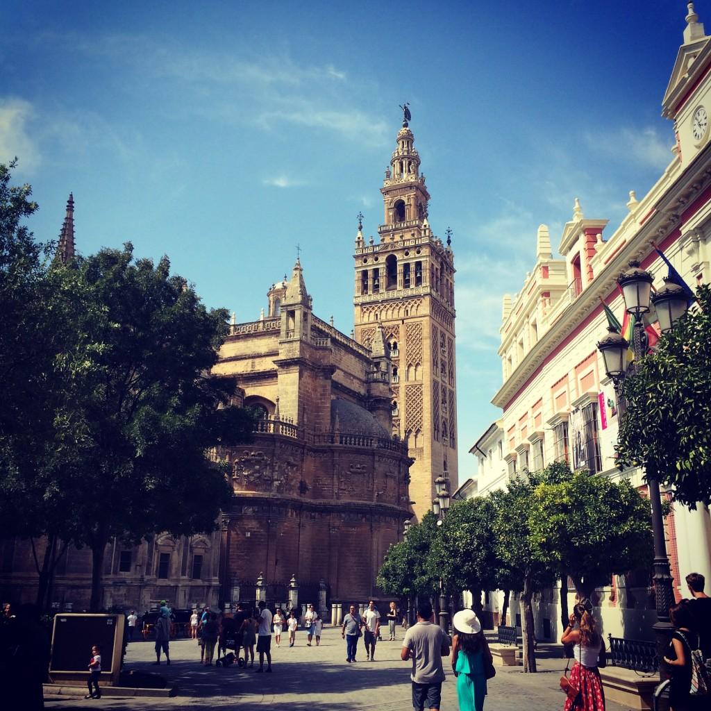 Catedrale y Giralda - Sevilla