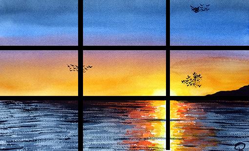 Cadrage-puesta-del-sol