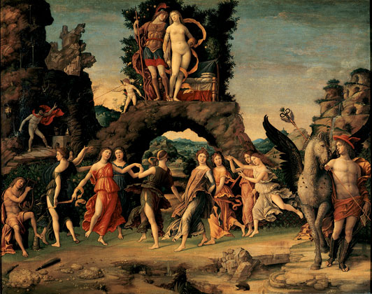 Mantegna_Le-parnasse