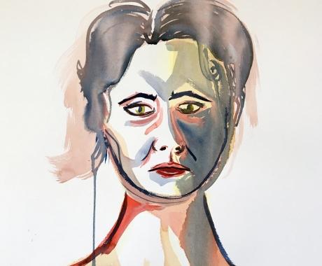 Thursday self-portrait